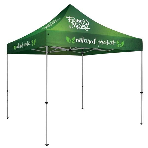 ShowStopper Deluxe 10-ft Square Tent Dye-Sublimation
